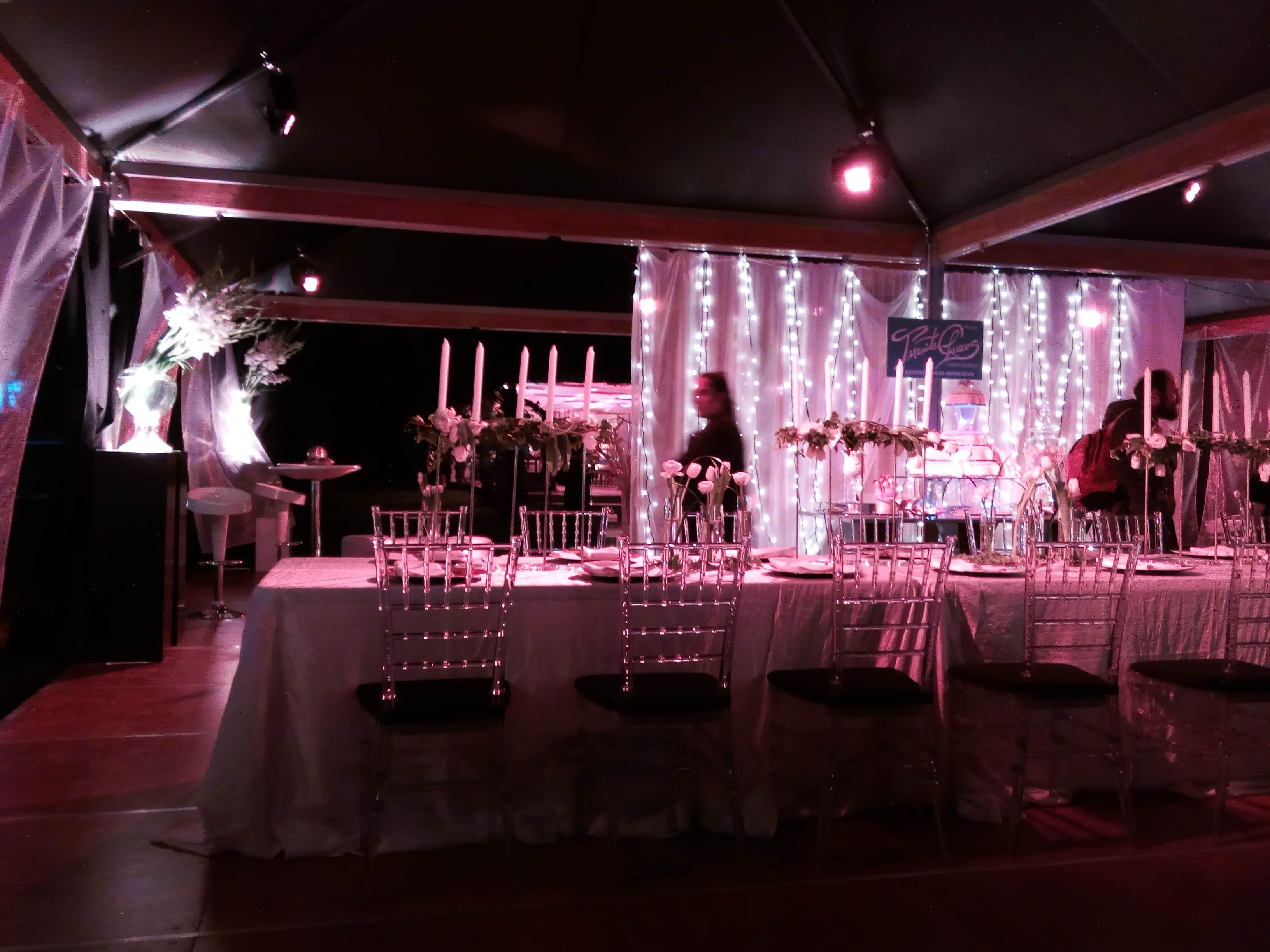 decoracion boda wedding planner seminar