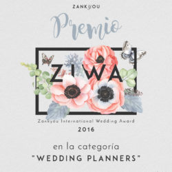 wedding planner zaragoza
